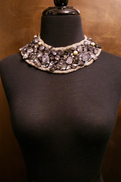 Erickson Beamon Haiti With Love Collar Necklace