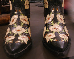 Old Gringo 'Fuchila' Boots in Black