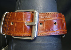 Doggie Dog Horse Bit Link Dog Collar