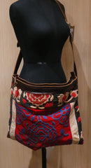 J.P. and Mattie One-of-a-Kind Tribal Bohemian Shoulderbag- Yolita