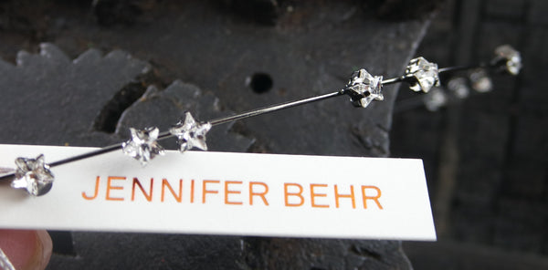 Jennifer Behr Ursa Minor Crystal Headwrap