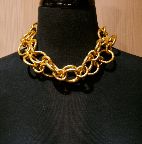 Julie Vos Bali Gold Necklace