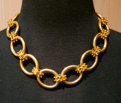 Julie Vos Gold Grand Soho Necklace