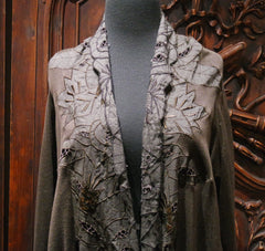 Nicholas K Cotton Wrap Jacket