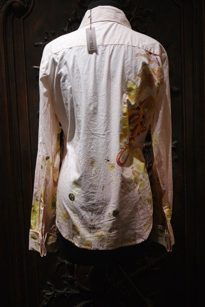 Raw 7 Long Sleeve Blouse