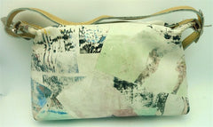 Toi Pour Moi Hand Painted Ode to Fashion - Small Purse