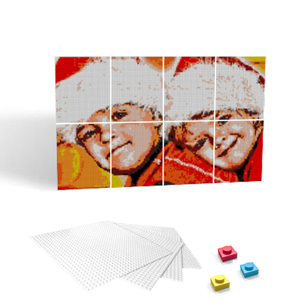 4x2 Boards - Photobrick - Eyes Of The World