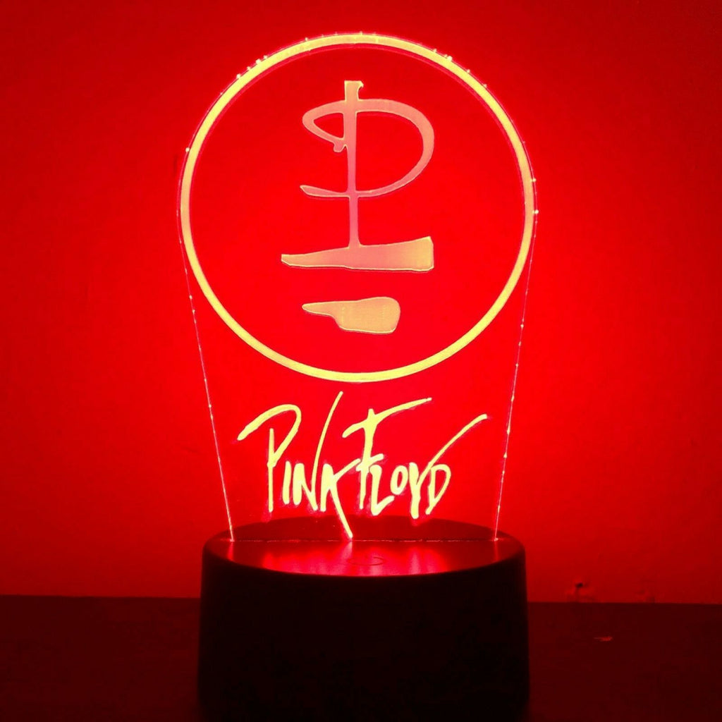 PINK FLOYD 3D NIGHT LIGHT - Eyes Of The World