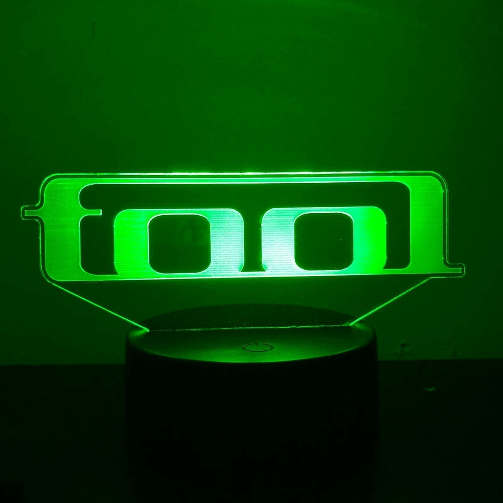 TOOL HEAVY METAL PROGRESSIVE BAND 3D NIGHT LIGHT - Eyes Of The World