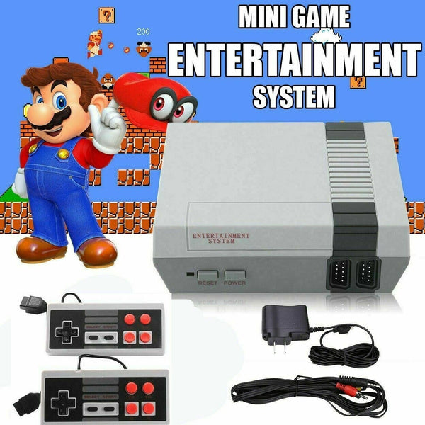 620 IN 1 VIDEO GAMES MINI CONSOLE CLASSIC RETRO GAMES