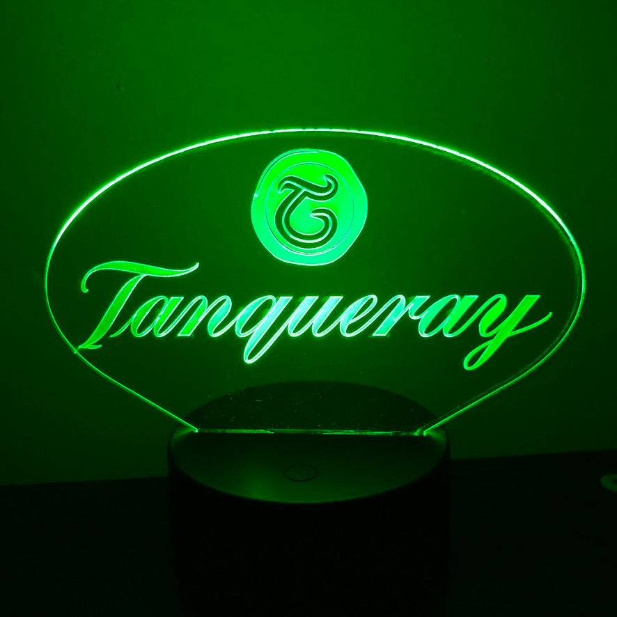 TANQUERAY 3D NIGHT LIGHT - Eyes Of The World