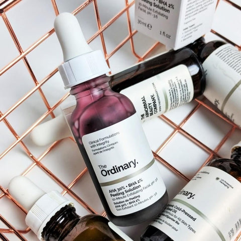 The Ordinary 30% AHA + 2% BHA peel