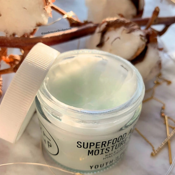 Kem dưỡng Superfood air whip moisture cream