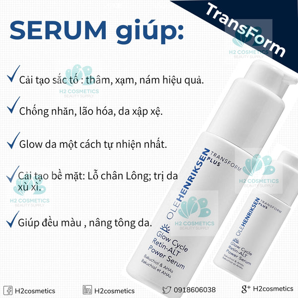 Glow Cycle™ Retin-ALT Power Serum