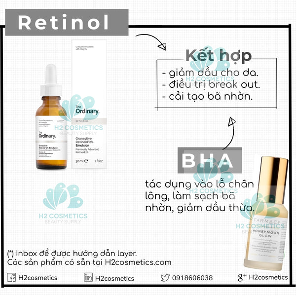 Serum The Ordinary Retinol