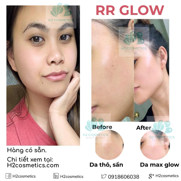 Mặt nạ Summer Friday RR Glow