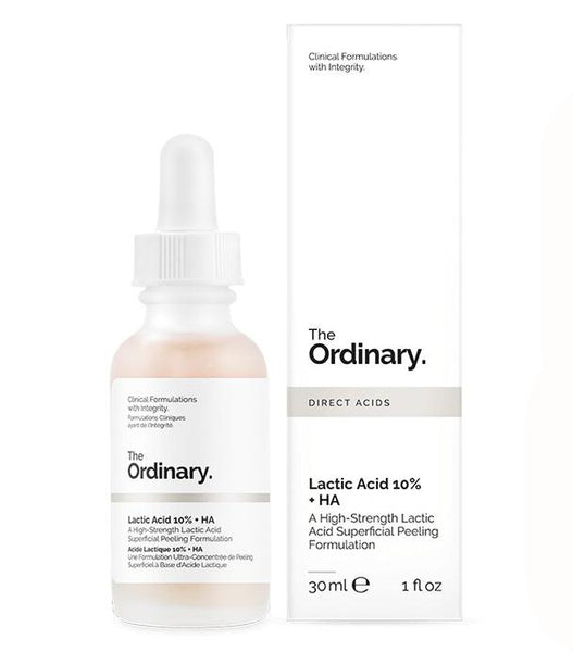 Serum The Ordinary Lactic Acid + HA 30ml