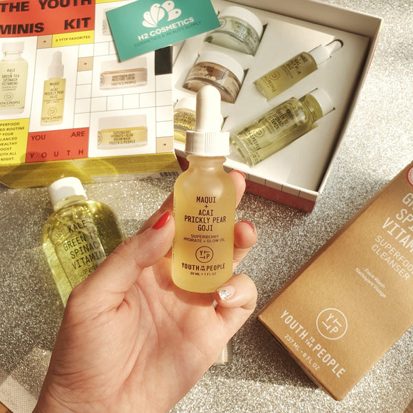 Dầu dưỡng Youth to The People Superberry Hydrate + Glow Dream Oil
