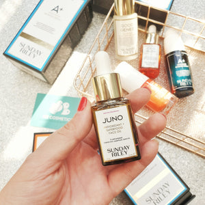 Dầu dưỡng SUNDAY RILEY Juno Antioxidant + Superfood Face Oil