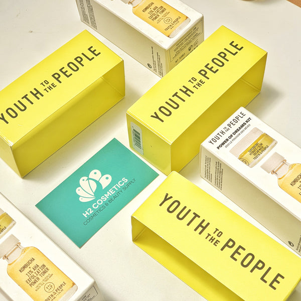Set dưỡng Youth to The People POWER OF DREAMS KIT with AHA + Vitamin C