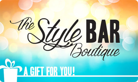 Any Occasion Gift Card - The Style Bar Boutique