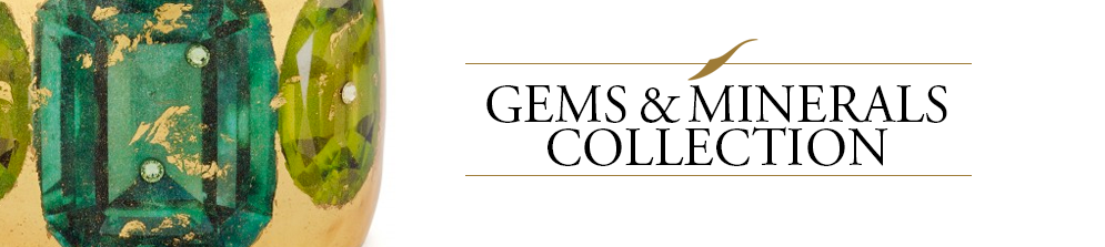 Gems and Minerals Jewelry Collection