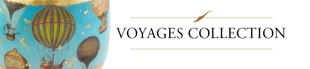 Voyages Jewelry Collection