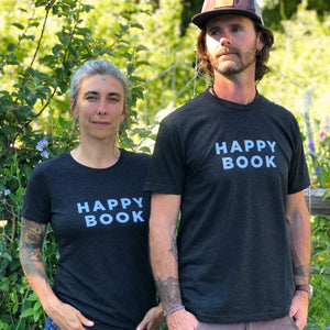 Happy Book T-Shirt