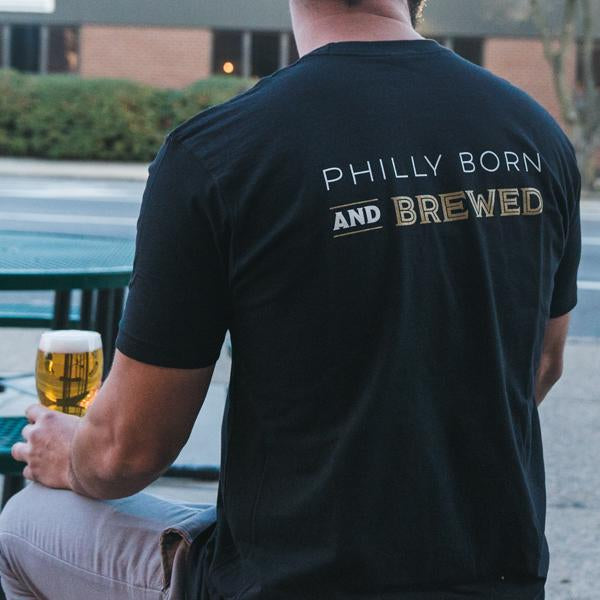 Philly Born & Brewed Tee