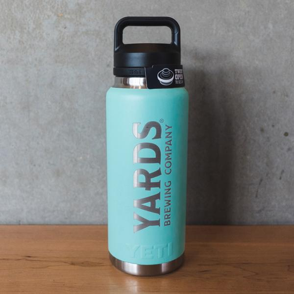 Yards Logo Yeti