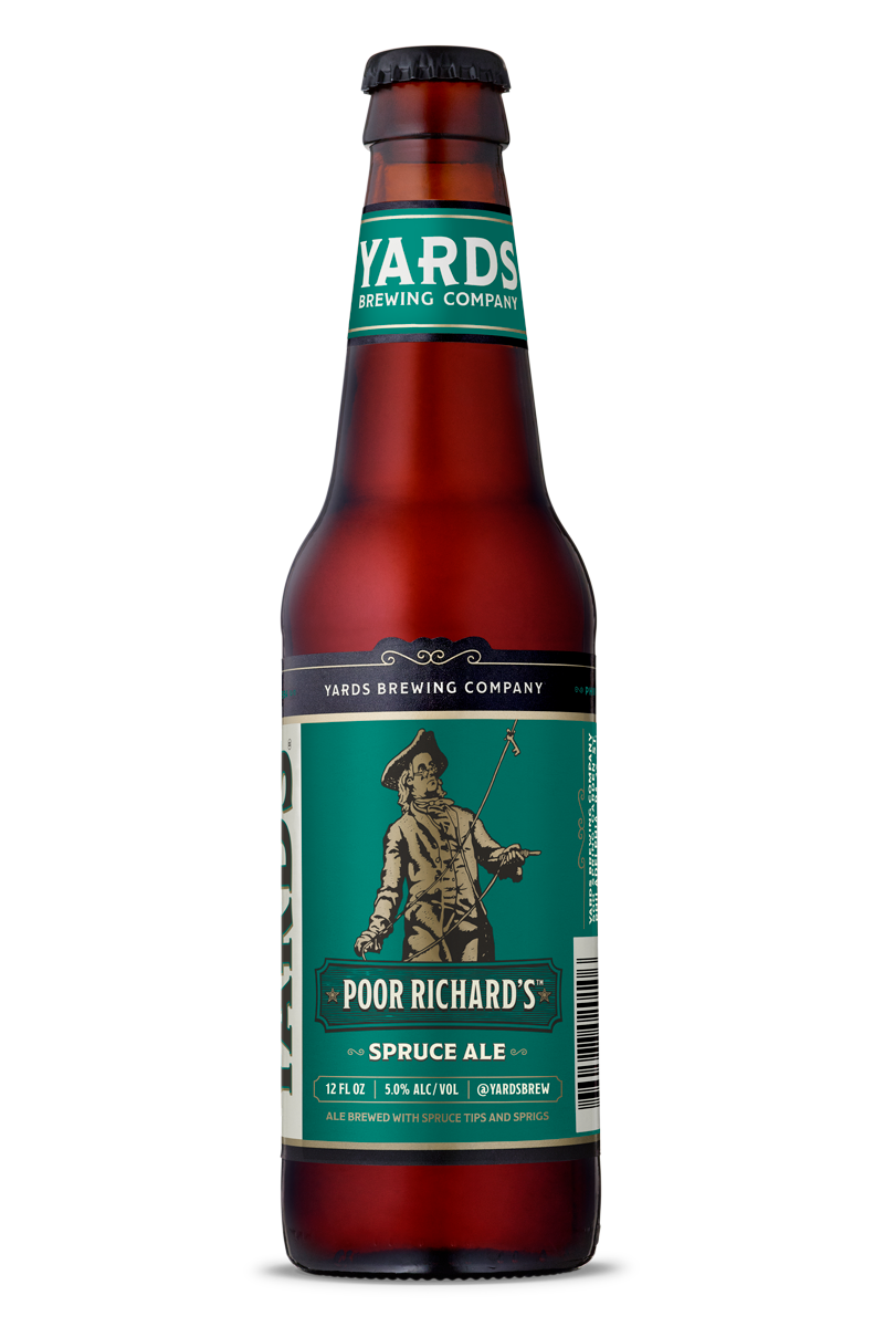 Image of Poor Richard's Spruce Ale