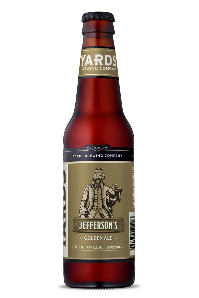 Image of Jefferson's Golden Ale