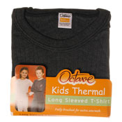 Childrens Thermal long sleeve t-shirt