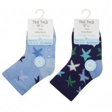 Baby boy Lounge socks
