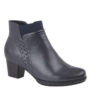ALESIA Navy boot