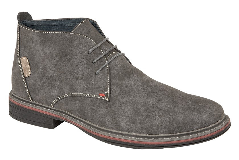 Grey Goor boot