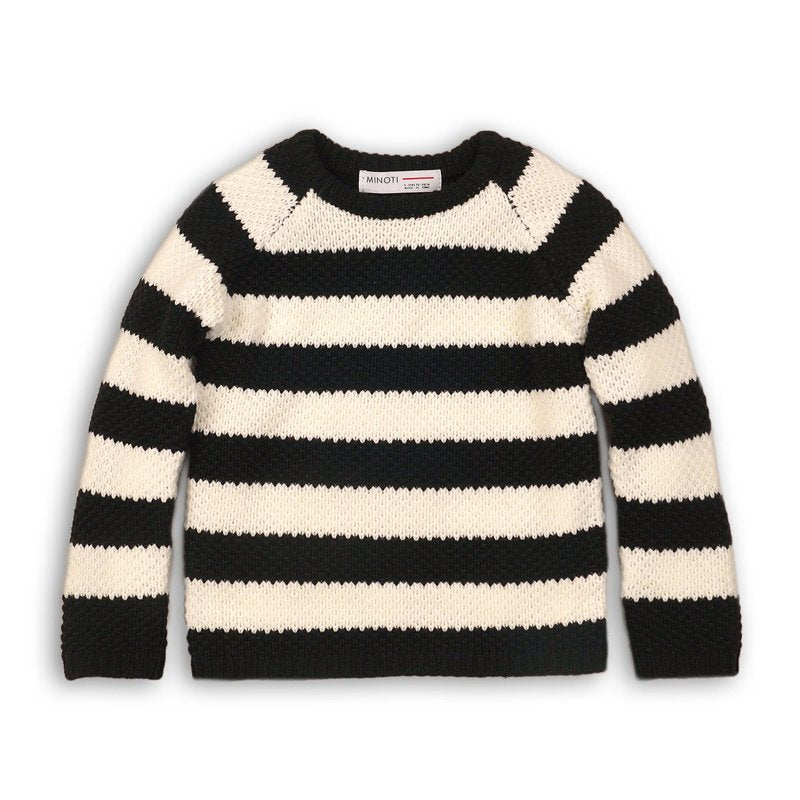 Baby striped jumper