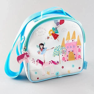 Lunchbag with Detachable Strap Fairy Unicorn