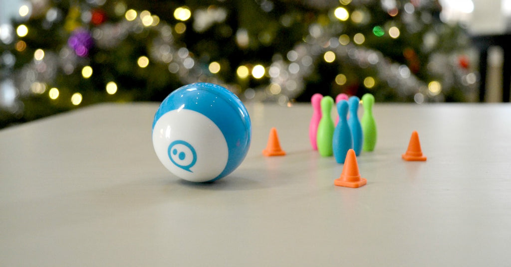 Go Robot this Christmas and Give the Best Gift to Your Child