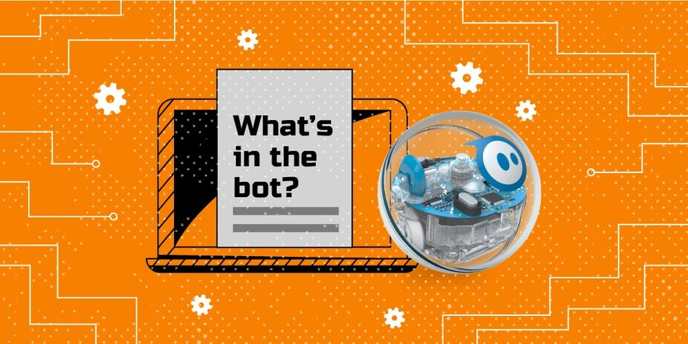 What's in the Sphero bot?