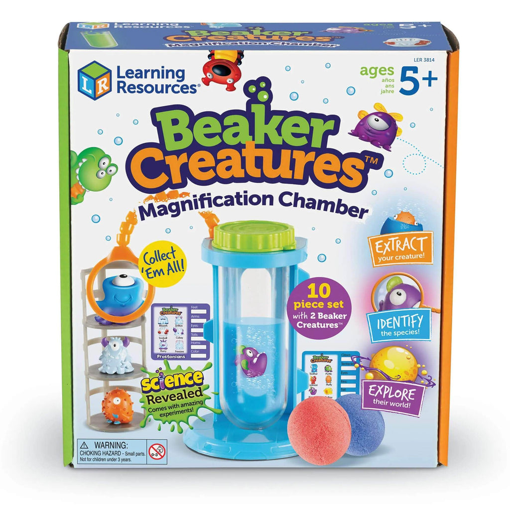 Beaker Creatures Magnification Chamber learning resource
