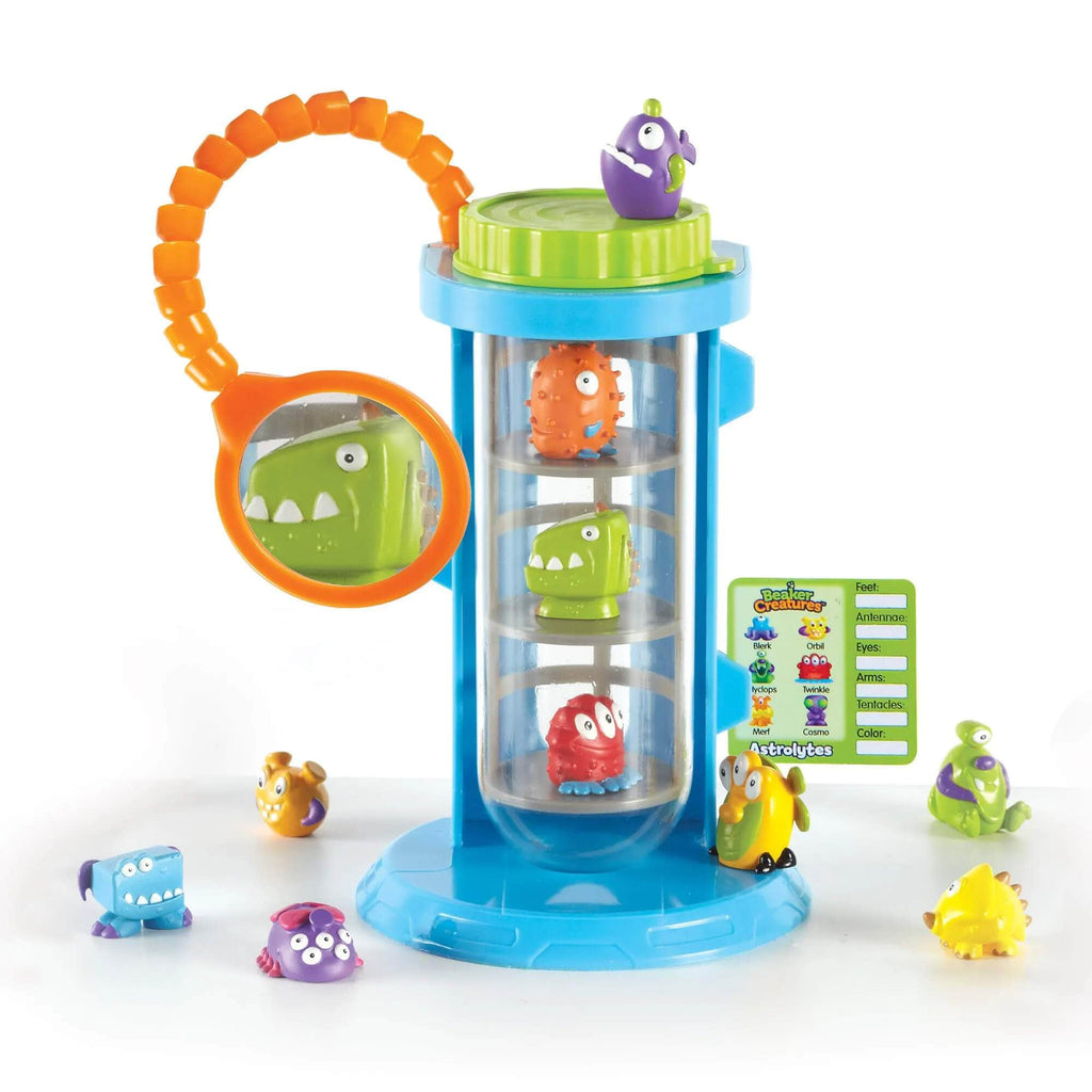 Beaker Creatures Magnification Chamber