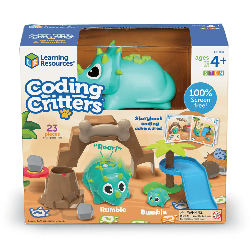 buy coding robot bumble and rumble uk