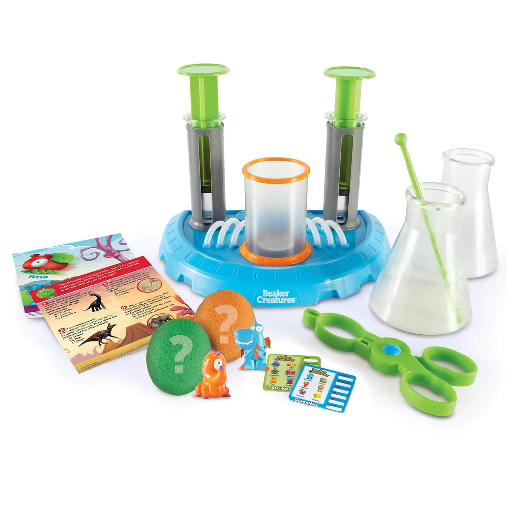 Beaker Creatures Liquid Reactor