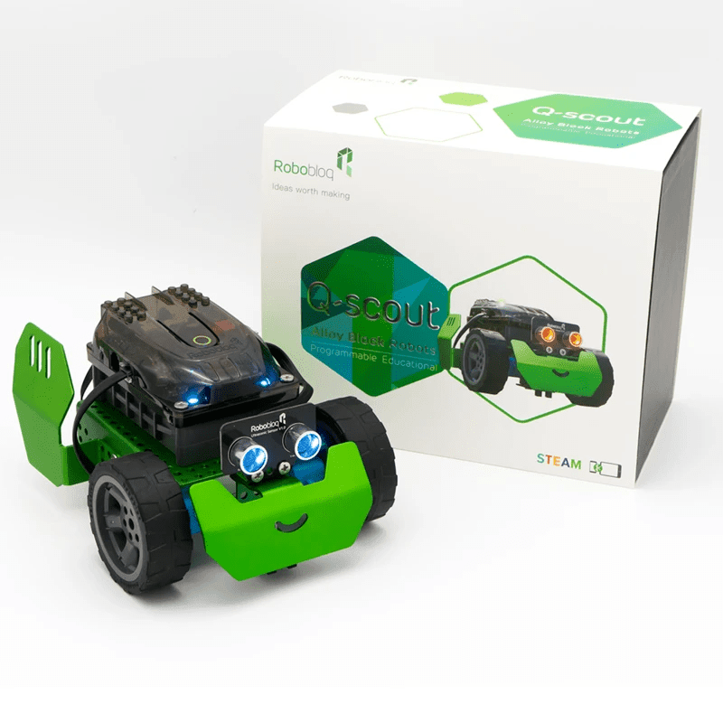 robobloq Q-scout stem toy