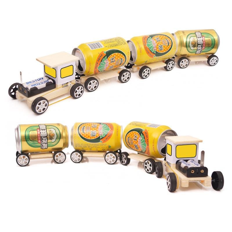 cans train stem kits