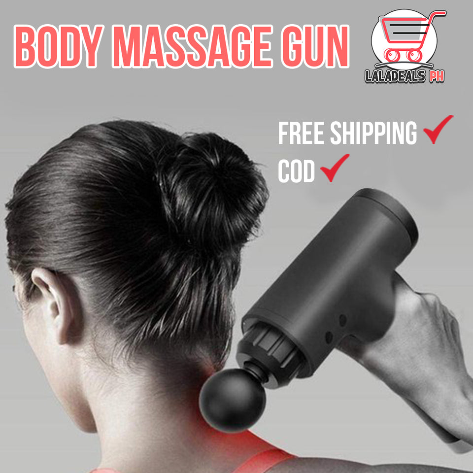 BODY MASSAGE GUN