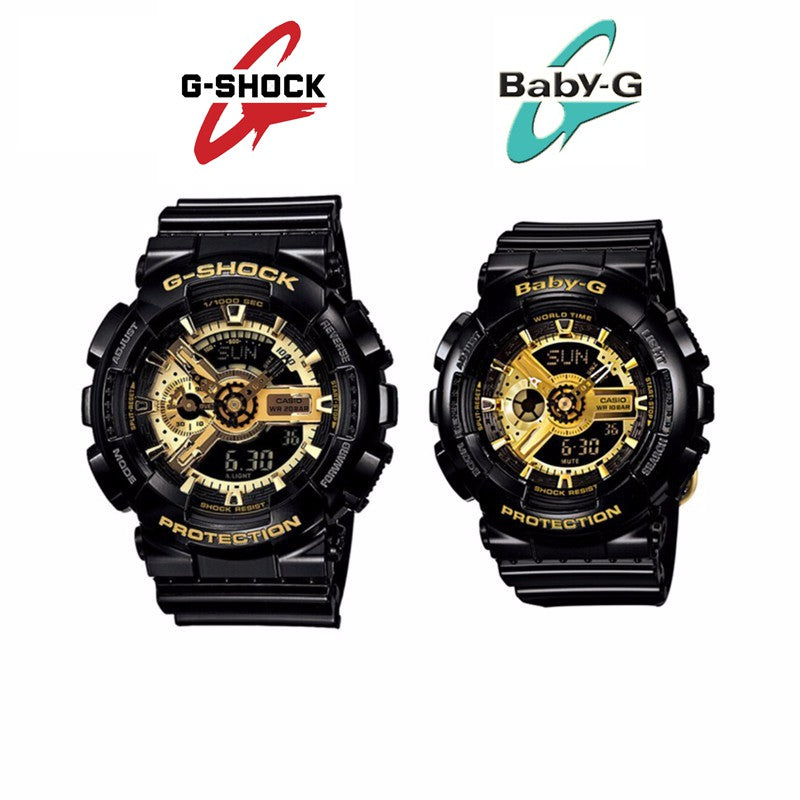 BUY 1 TAKE 1 COUPLE WATCH with Heart Can + FREE 1pc Starry  Women Magnetic Strap Watch