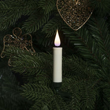 Load image into Gallery viewer, Konstsmide 12 Christmas Candle Light Set Battery Operated
