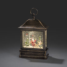 Load image into Gallery viewer, Konstsmide Christmas Santa and Child Water Lantern